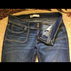Women's Levi's *524 Super Low jeans